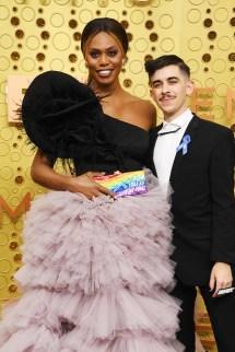 Emmys 2019 Laverne Political Rainbow Purse