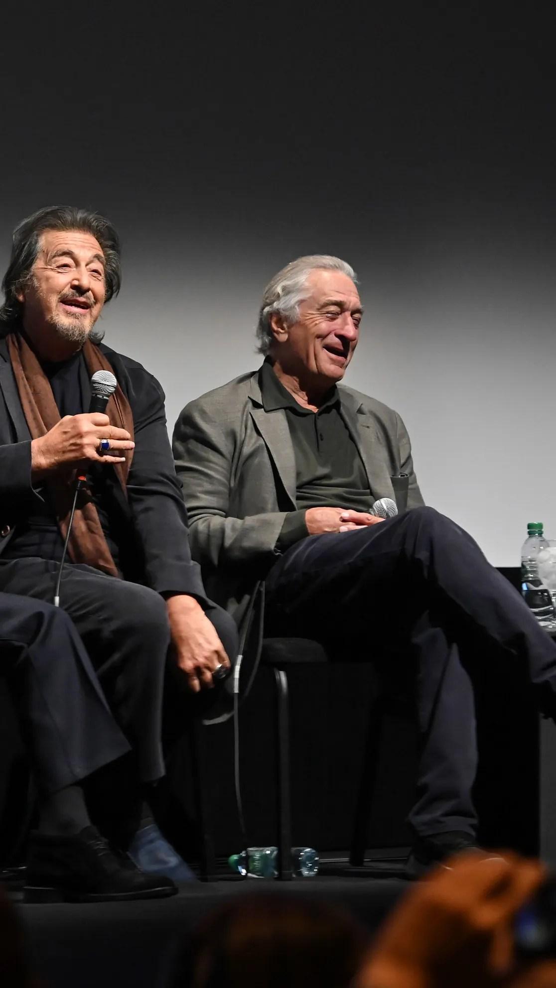 "The Irishman Scorsese Streaming Vf : irishman, scorsese, streaming, Martin, Scorsese, Candid, About, Irishman's, 10-Year, Journey:, ""It's, Costly, Experiment"", Vanity"