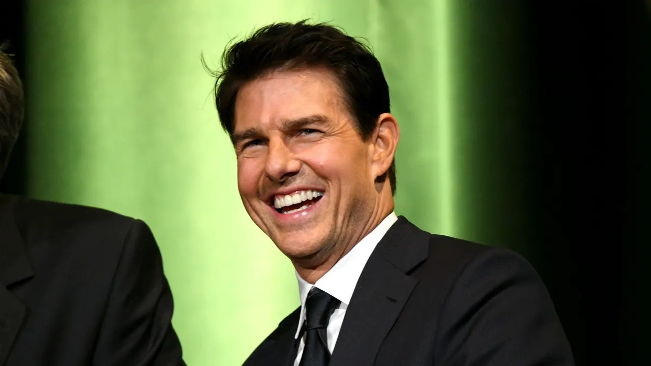 Tom Cruise Picked A Hell Of A Week To Meet The President