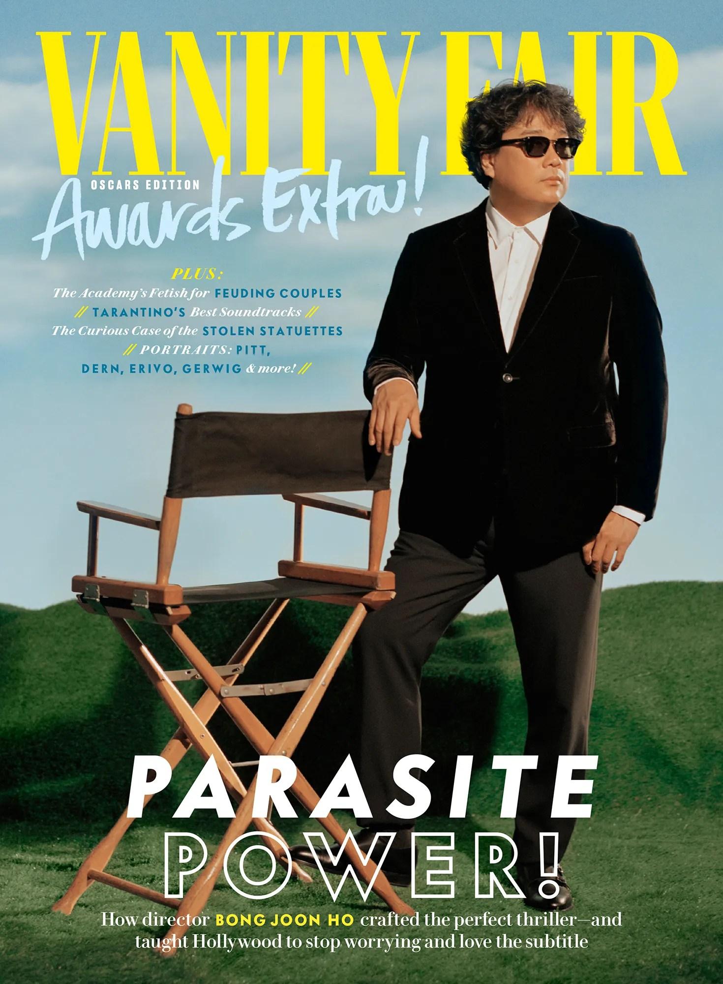 Parasite Streaming Bong Joon Ho : parasite, streaming, Parasite, Power:, Director, Oscar, Contender, Vanity