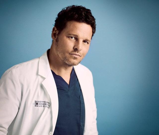 How Will Greys Anatomy Say Goodbye To Justin Chambers Vanity Fair
