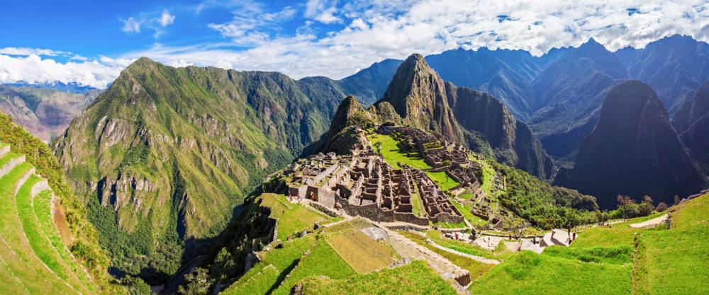 sevärdheter i Peru, sevärdheter i Cusco, kända byggnader i Peru, inkafolket, inka byggnader