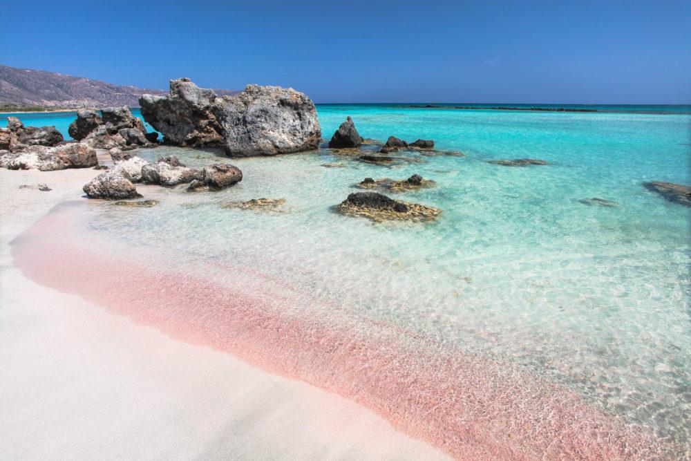 bästa stränderna i världen, strand i Grekland, strand på Kreta, bästa stränderna i Grekland, bästa stränderna på Kreta