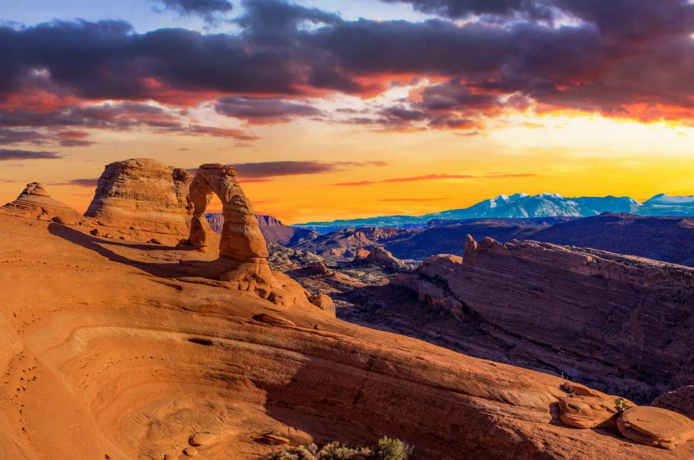 nationalparker i USA, nationalparker i Utah