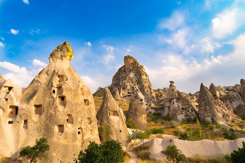 nationalparker i Turkiet, arkeologiska platser Turkiet, historiska platser i Turkiet, resa till Turkiet, Turkiet resor, sevärdheter Turkiet