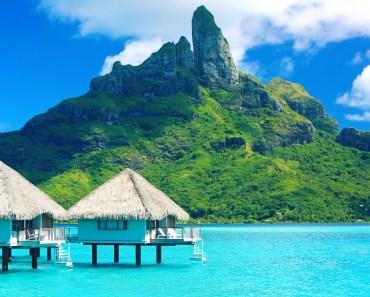 resa till Bora Bora, lyxresa Bora Bora, vacker ö, vackraste öarna, paradisö