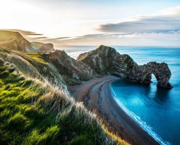 resa till England, besöka Sydengland, engelska kusten, Jurassic Coast