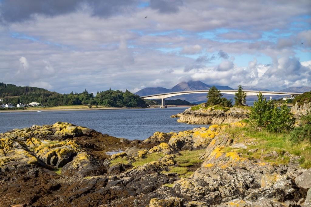 Isle of Skye i Skottland, högländerna i Skottland, resa till Skottland, Skottland resa, resa till högländerna, högländerna resa