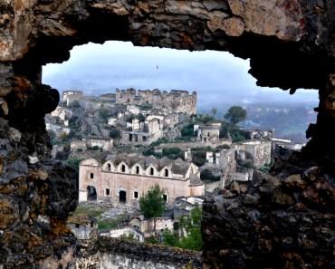 övergivna städer, övergiven stad, övergivna städer i Europa, spökstäder, spökstad, spökstäder i Europa