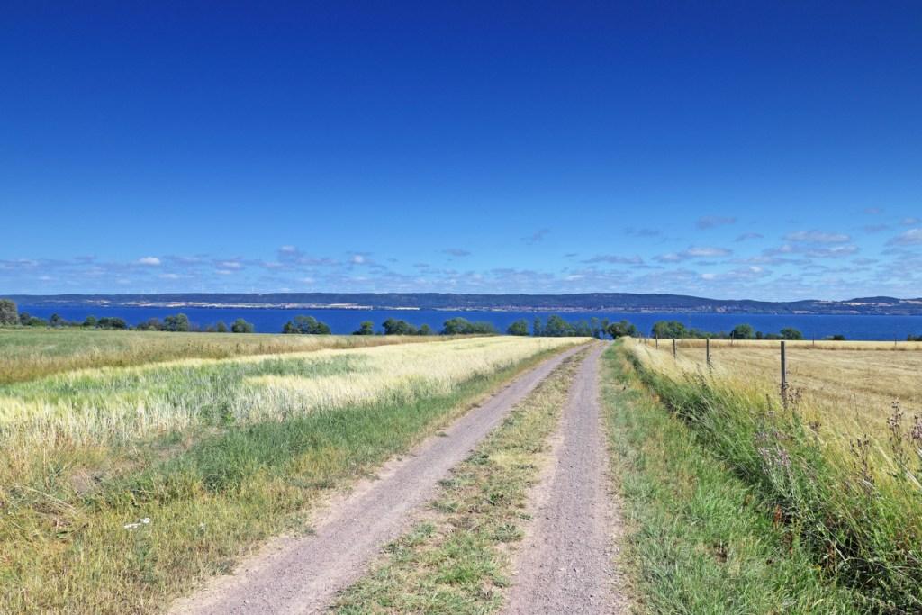 cykla på Visingsö, vandra på Visingsö, upplevelser på Visingsö