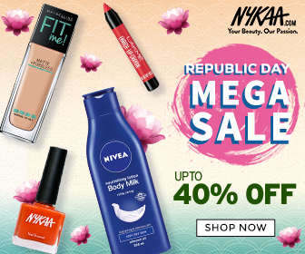 Deals / Coupons Nykaa 9