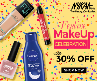 Deals / Coupons Nykaa 3