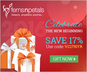 Top Online Gift Delivery Websites FernsNPetals