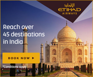 Deals / Coupons Etihad Airways 3
