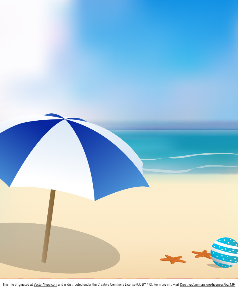 vector blue background