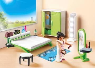 Playmobil Slaapkamer Van De Ouders 5331.Playmobil Meisjes Slaapkamer Bol Playmobil Kinderkamer 4287
