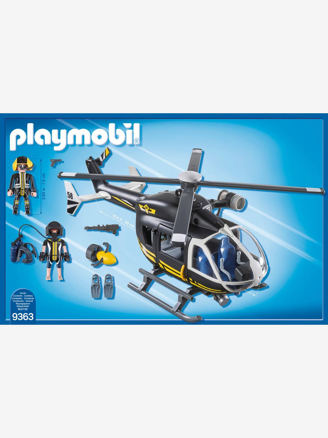 Playmobil Jungs Polizei