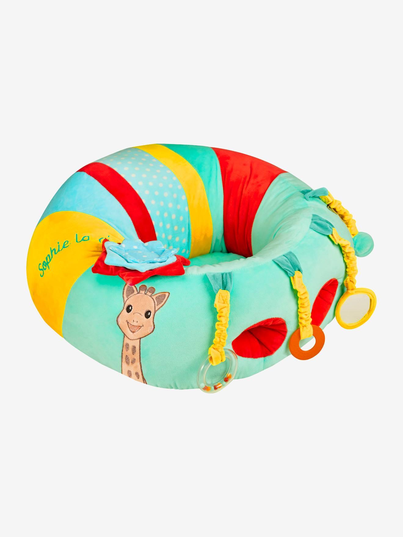 baby seat play sophie la girafe vulli bleu