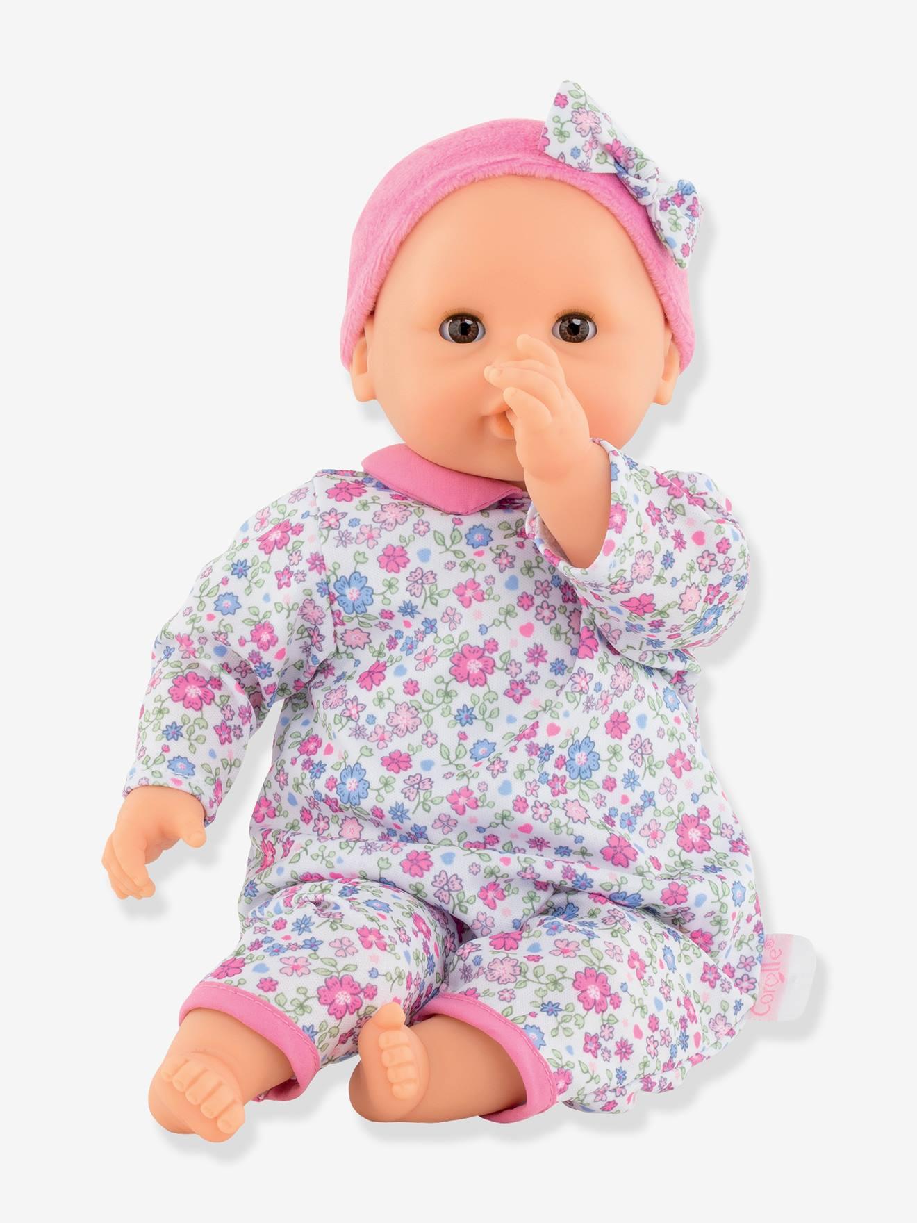 poupee bebe calin myrtille corolle rose