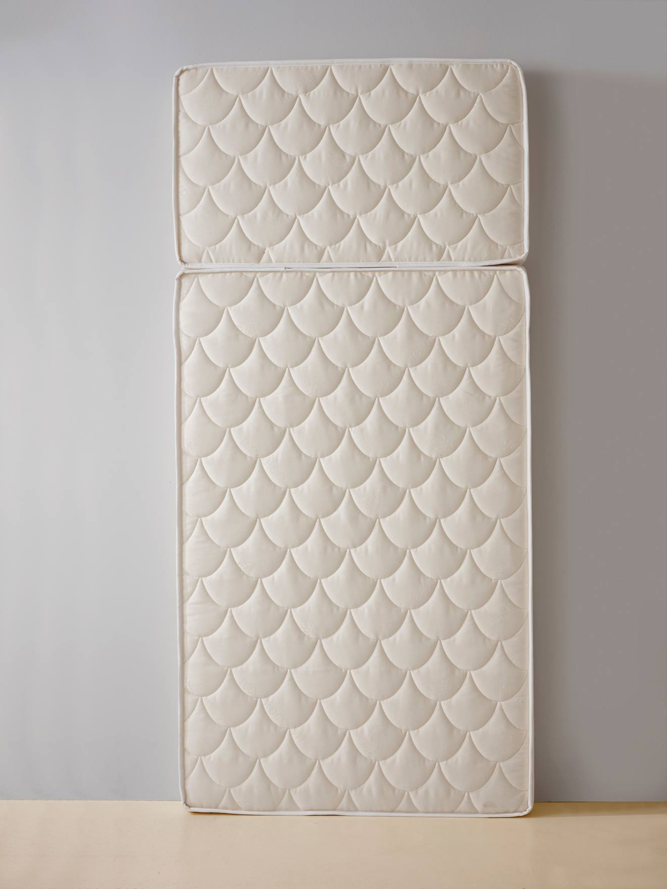 matelas enfant bio collection special lit evolutif blanc