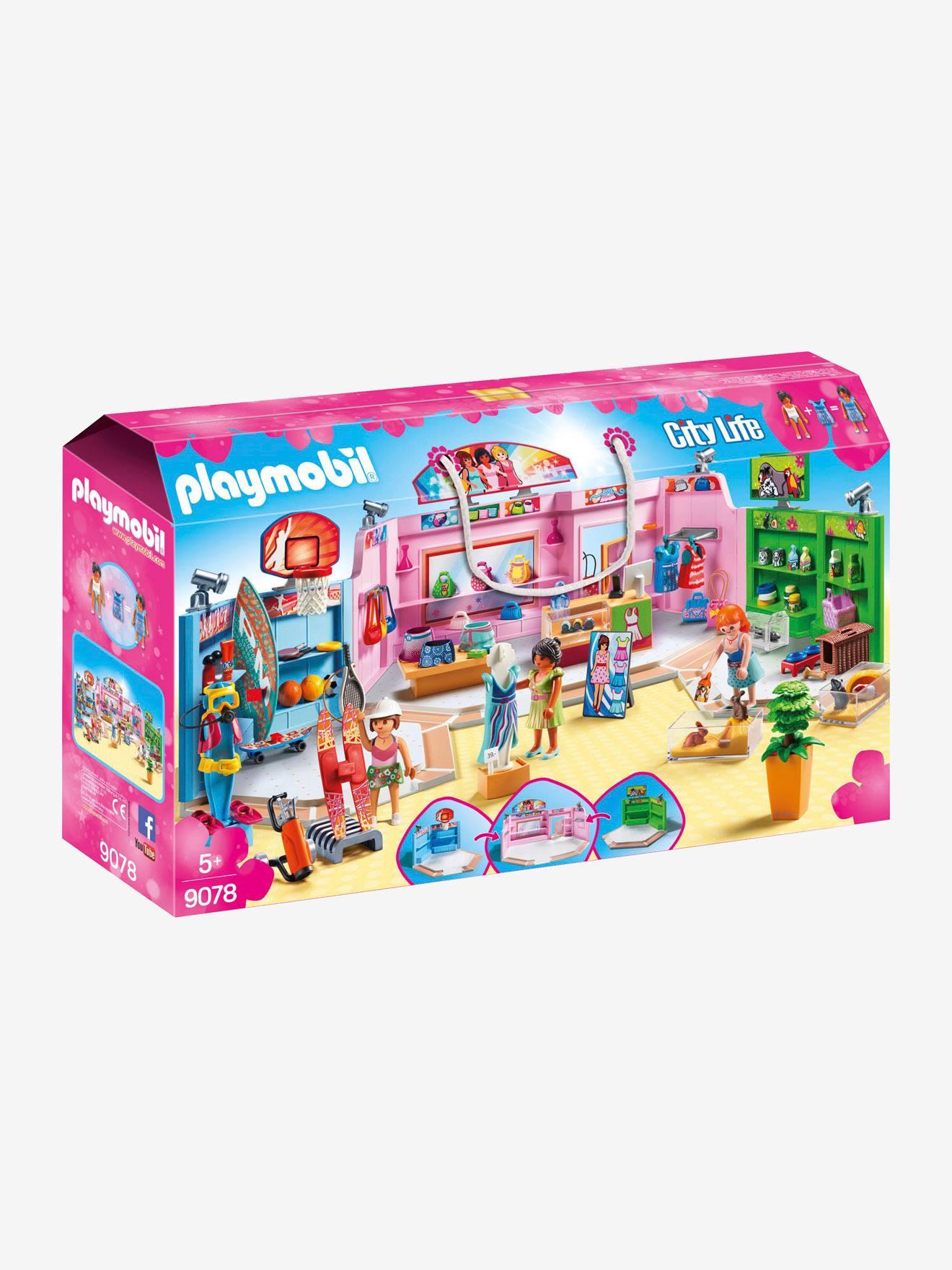Chambre Bébé Playmobil 4286 | Chambre Bébé 4286 Playmobil Famille Et ...