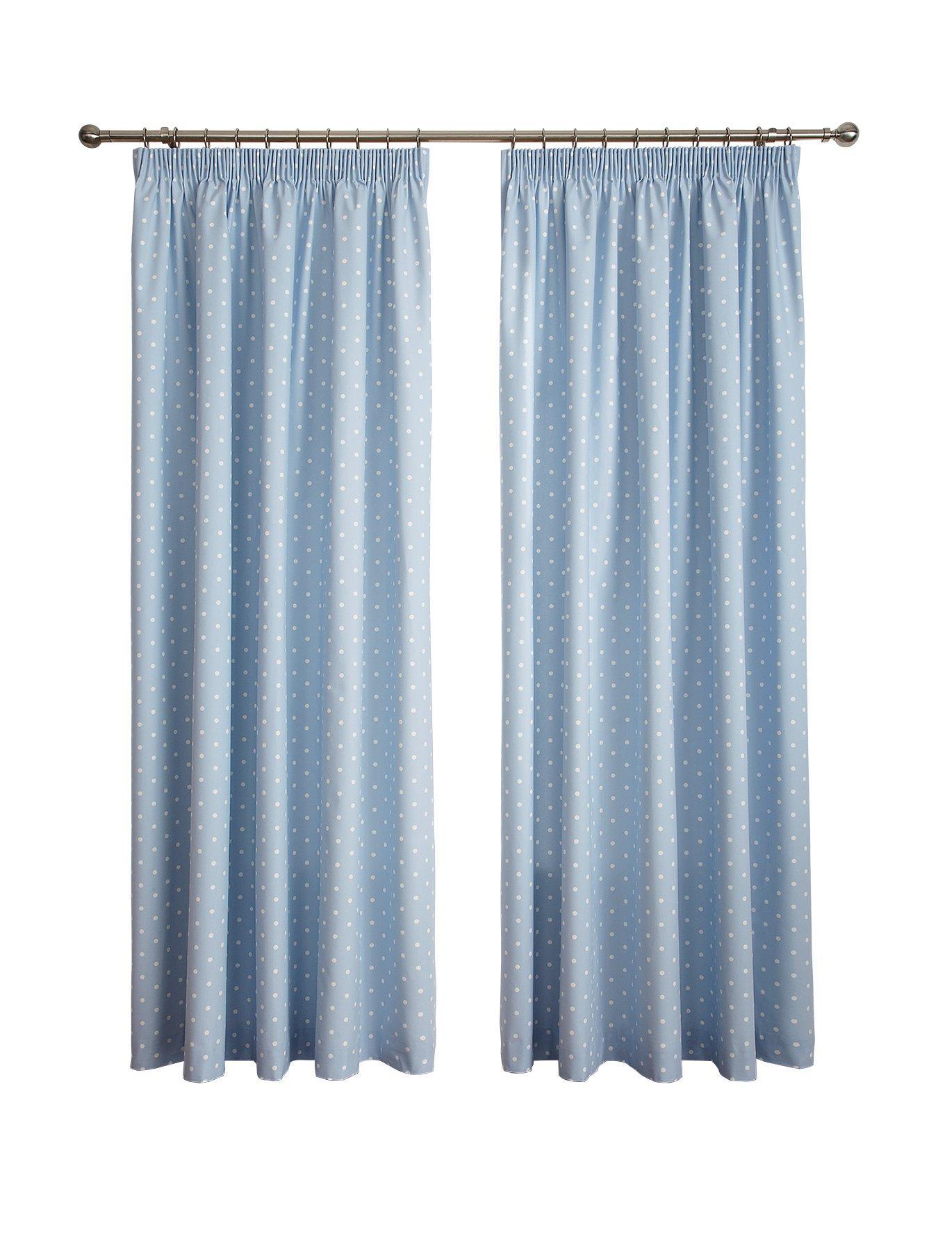 Blue Curtains Curtains U0026 Blinds Home U0026 Garden Very ...