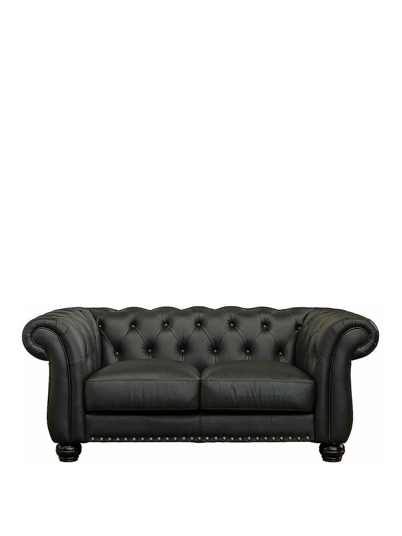 the leather sofa company uk black silk pillows bakerfield 2 seater very co
