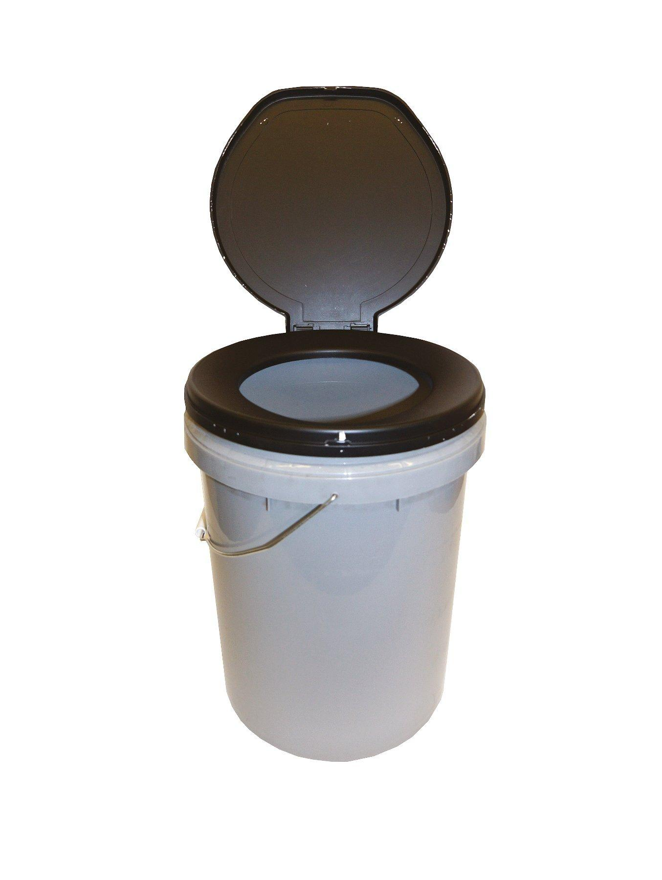 portable bucket toilet