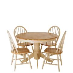 Dining Table And Chair Set Uk Evenflo Majestic High Price Kildare Round 4 Chairs Very Co