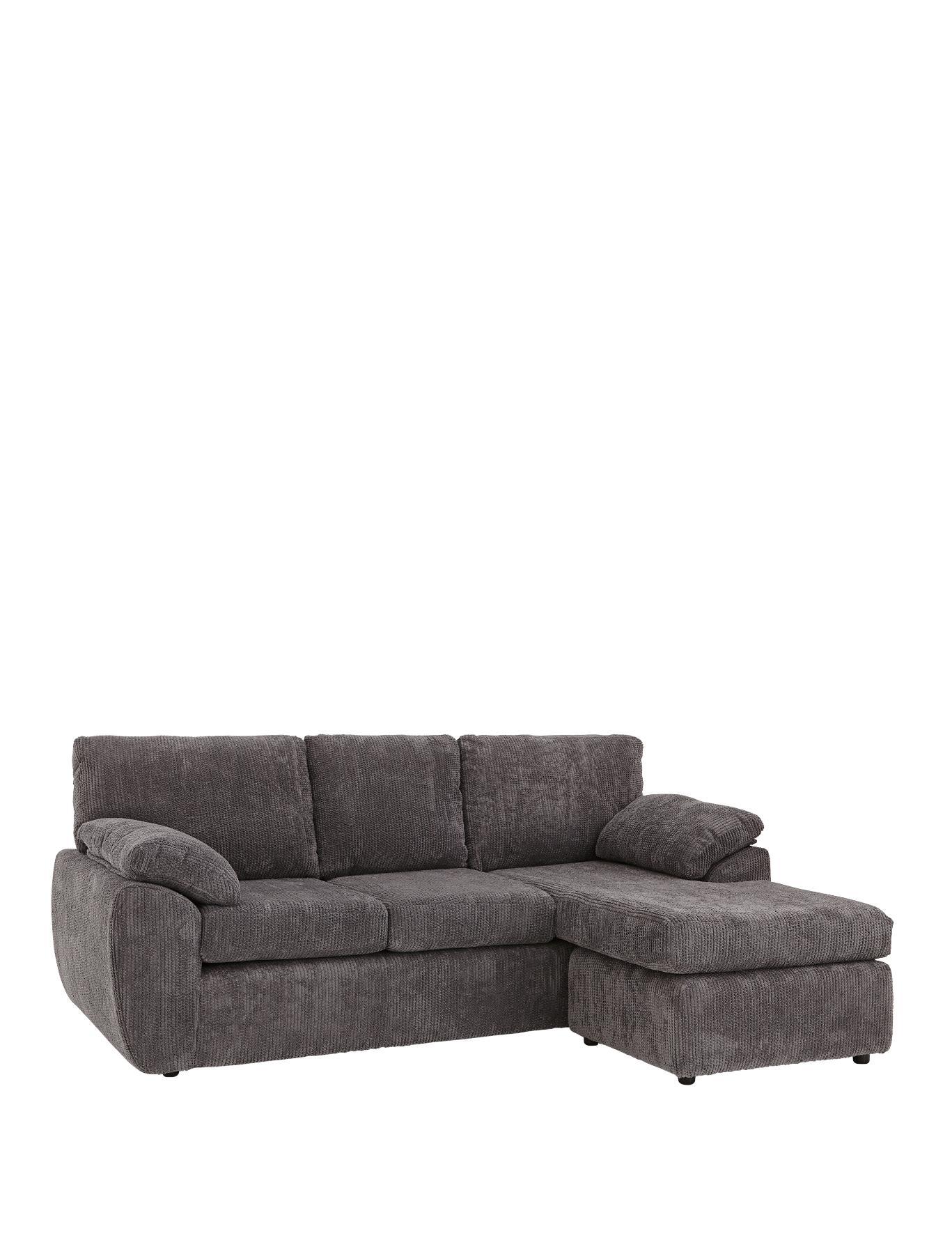 ankara reversible corner sofa hess leather rebecca fabric chaise very co uk