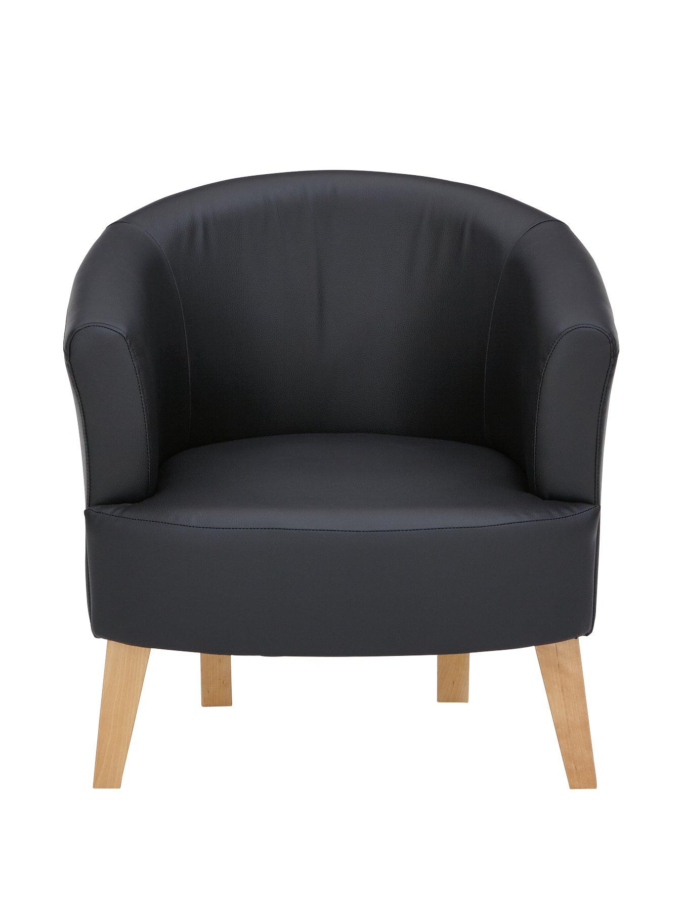 leather tub chair revolving for sale in rawalpindi ora faux very co uk