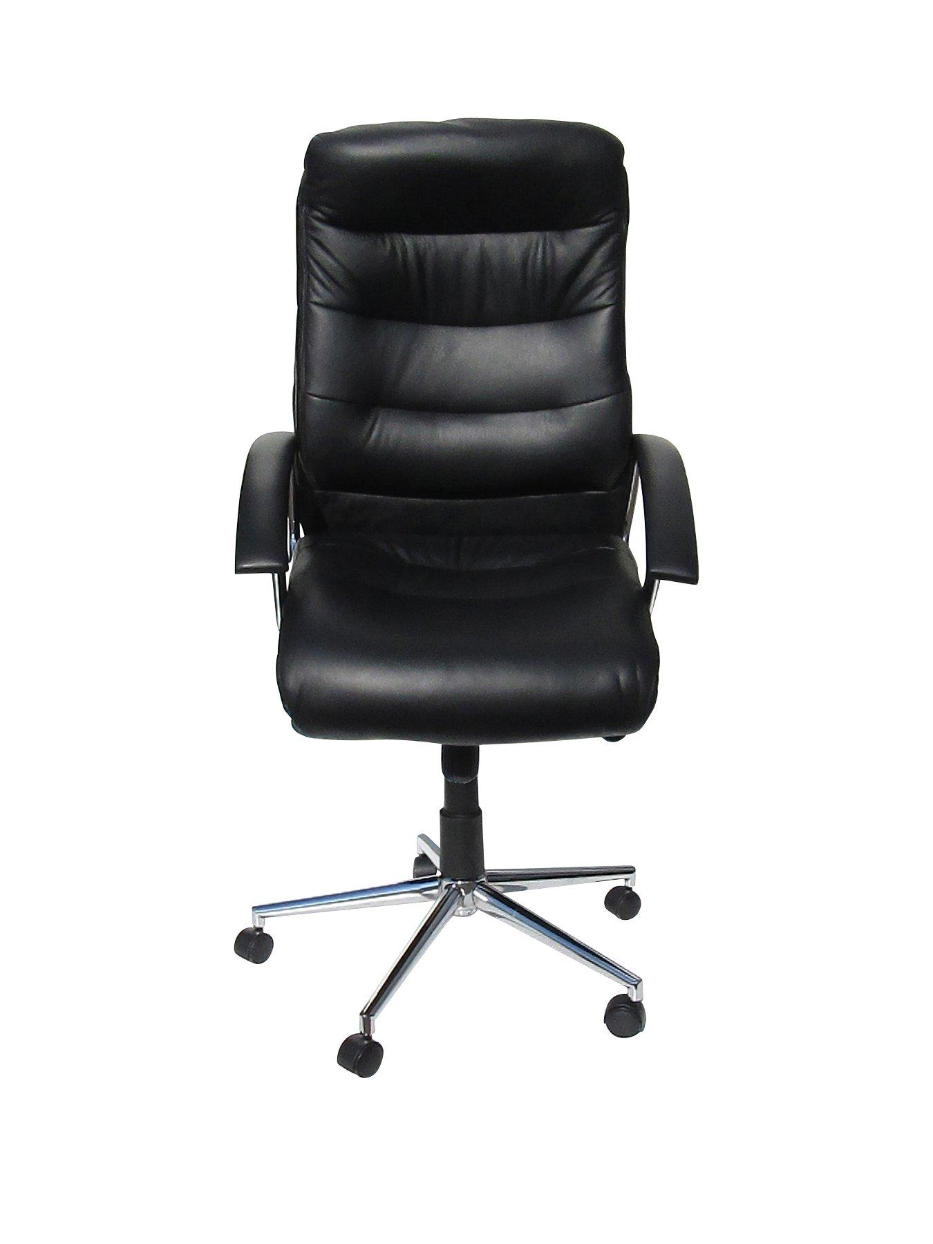 office chair very star eco leather alphason empire executive co uk