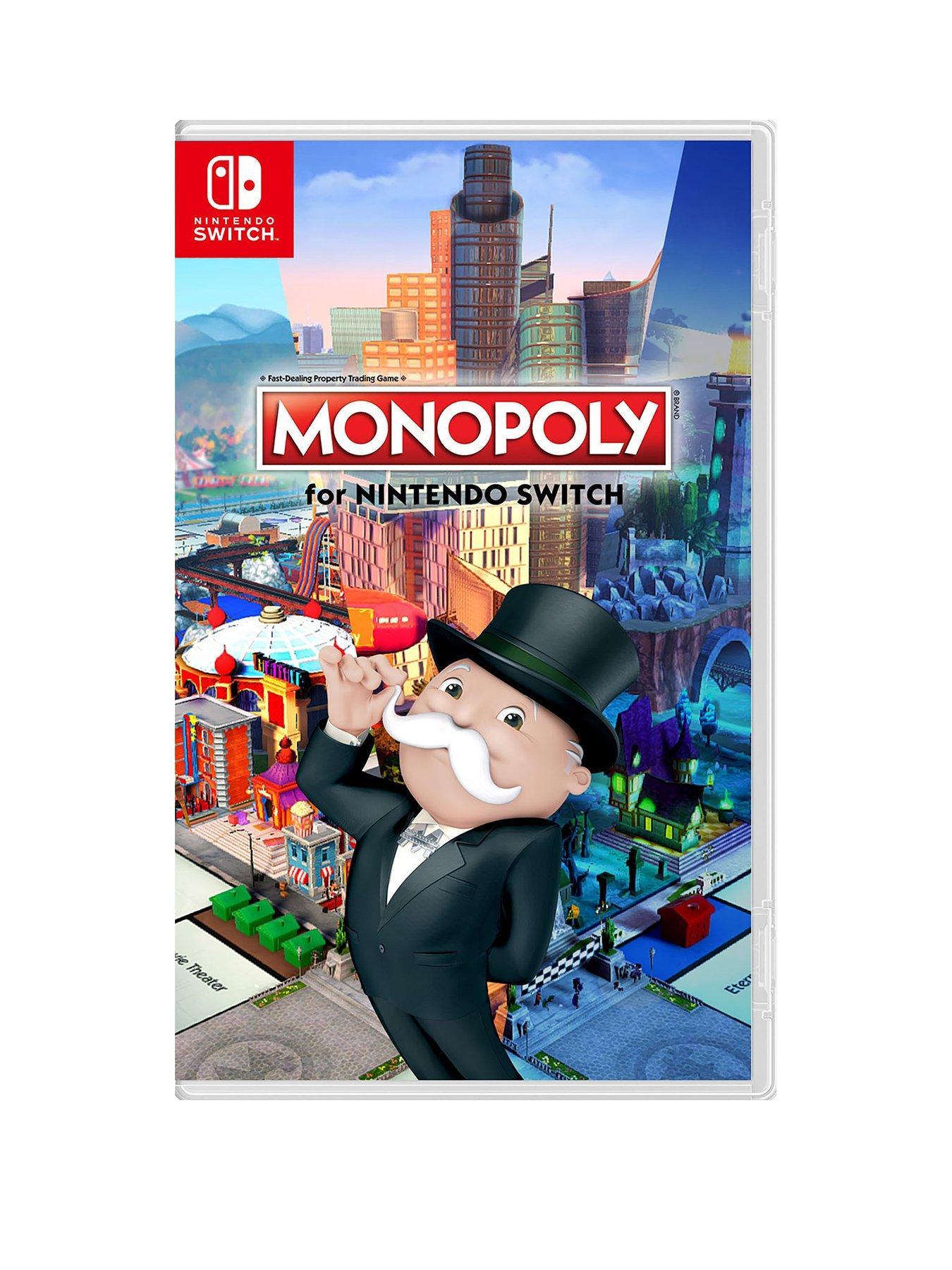Nintendo Switch Monopoly Switch Very Co Uk