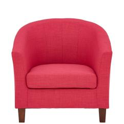 Bedroom Chair Pink Small Rocking For Nursery Chairs Home Garden Www Very Co Uk Majestic Turin Fabric Tub