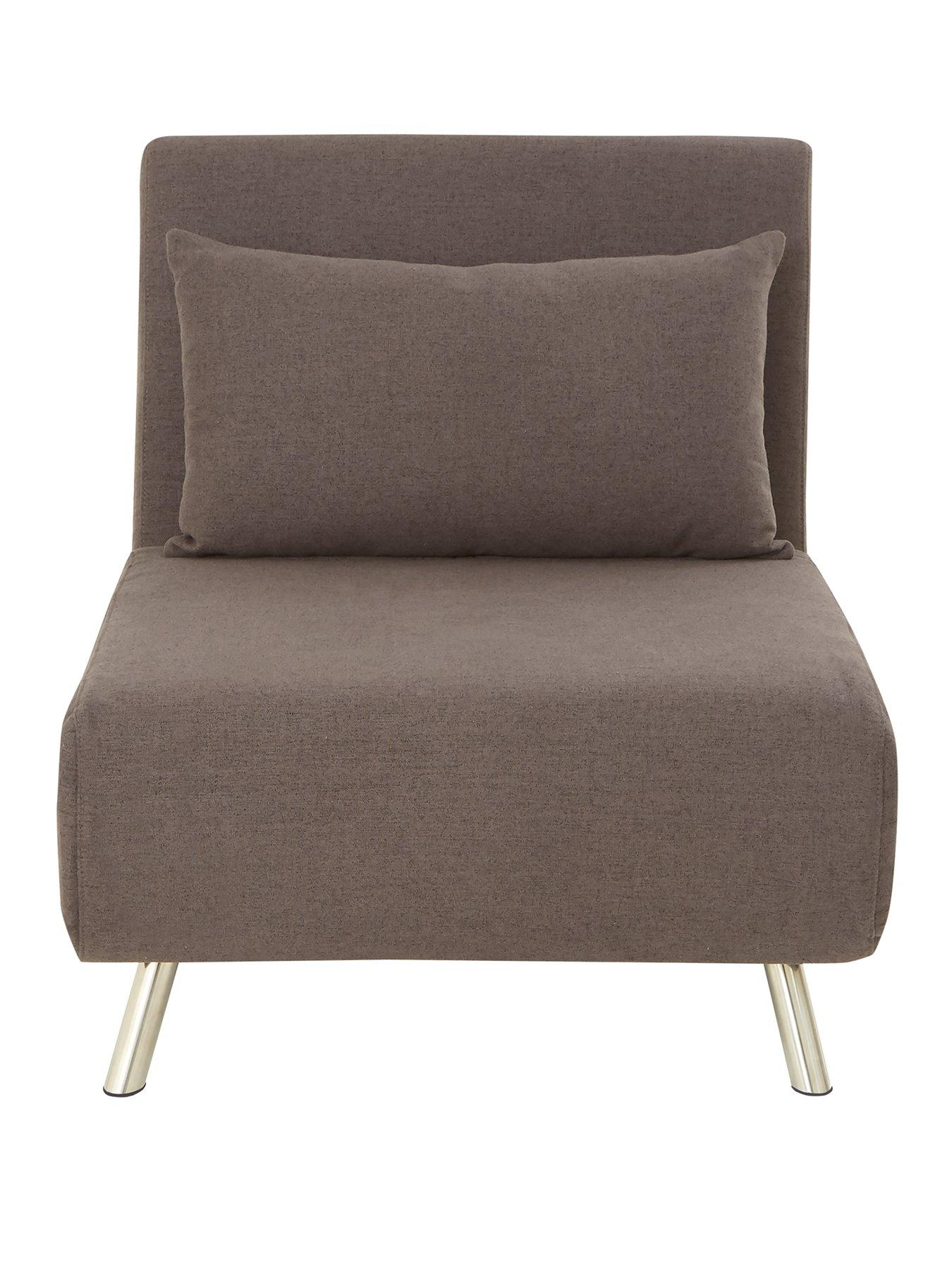 single chair sofa beds flexsteel review very co uk relax fabric small bed
