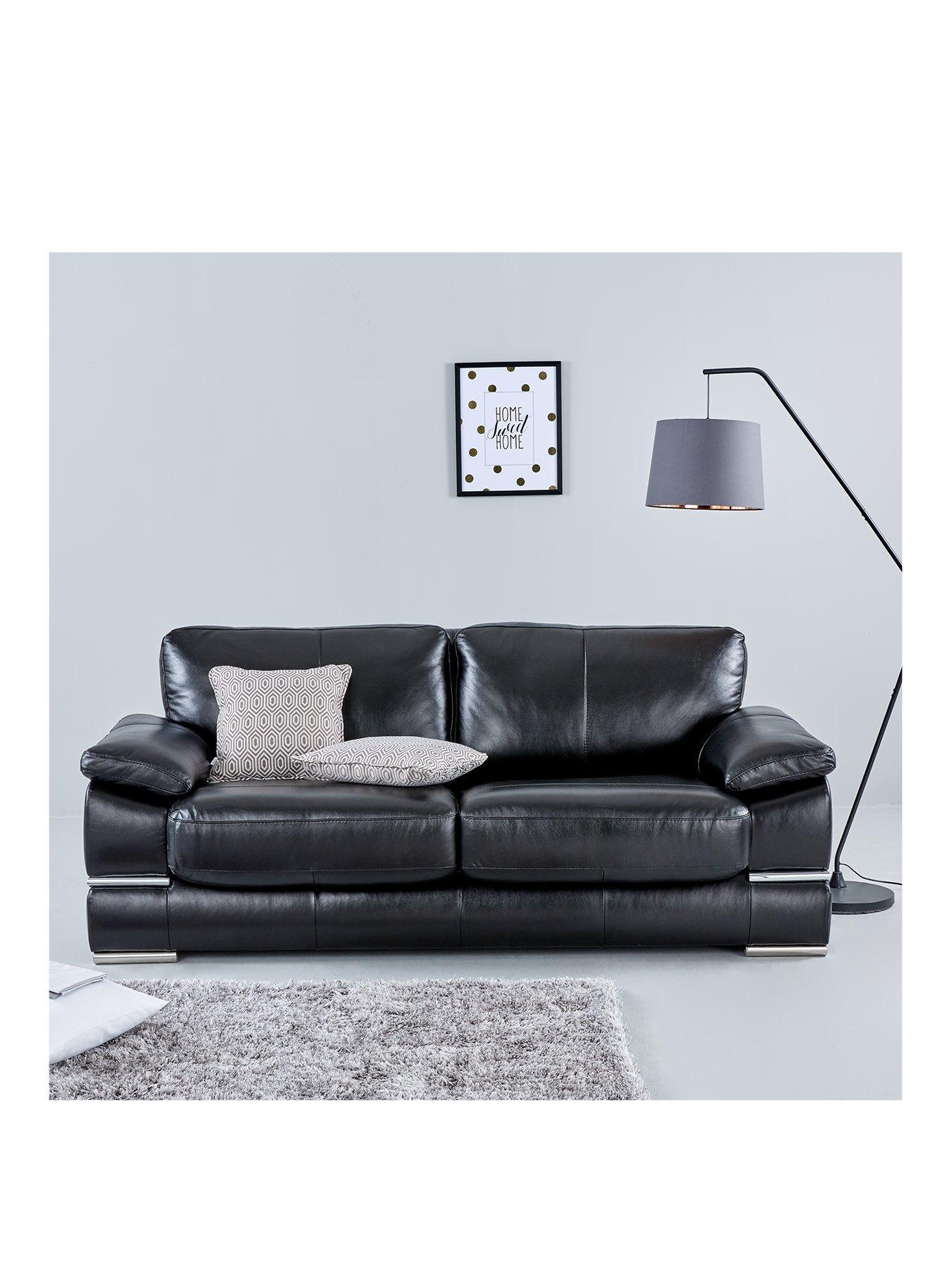 primo italian leather sofa bed