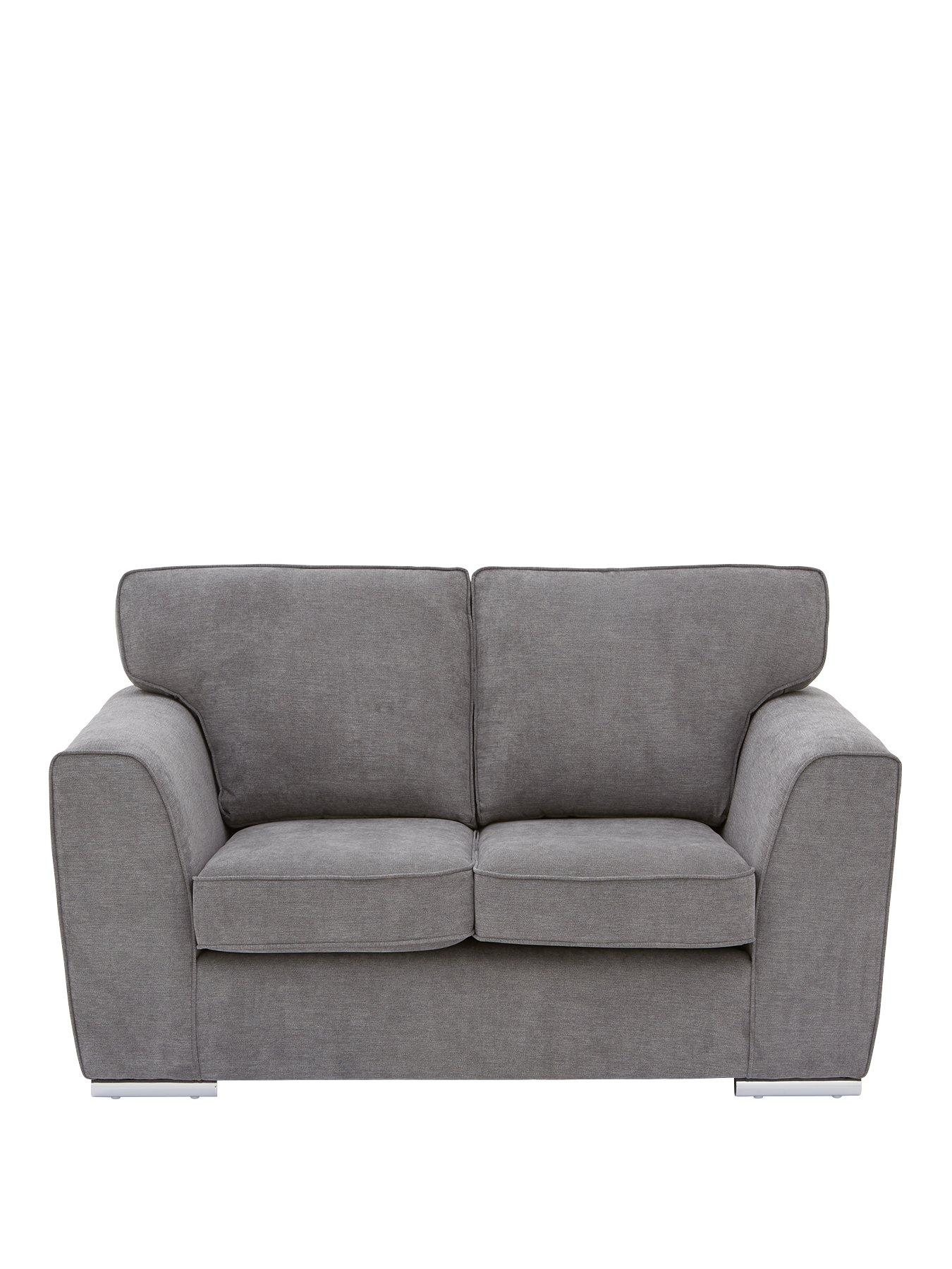 grey fabric sofa next sets for living room in bangalore sofas 2 3 4 5 seater very co uk martine