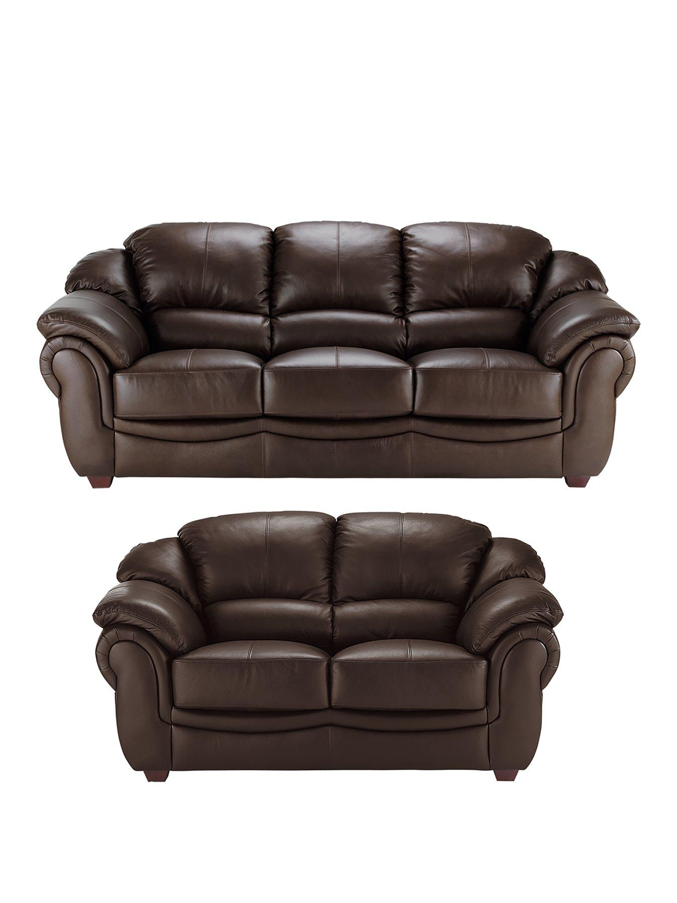 leather sofas cheap prices how to spray paint sofa napoli 3 seater plus 2 set buy and save very co uk