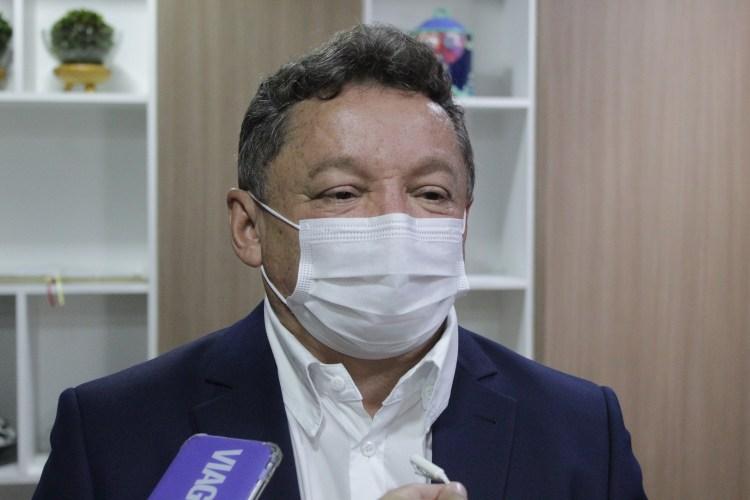 Presidente da FMS de Teresina, Gilberto Albuquerque.