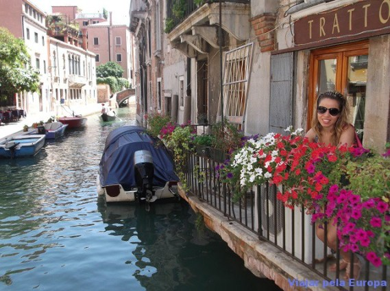 Gi em Veneza.