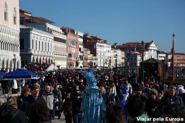 Carnaval de Veneza.