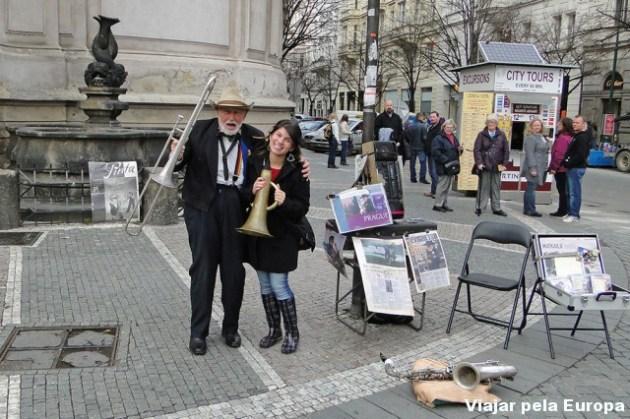 Cultura por todos os cantos de Praga