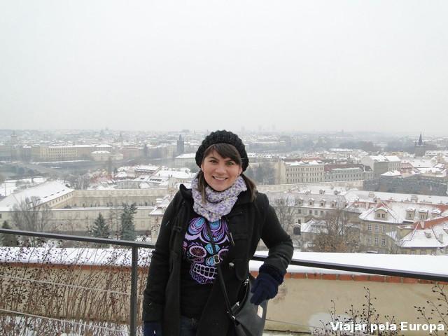 Inverno em Praga :)