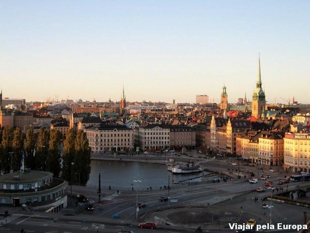Visita guiada em Estocolmo