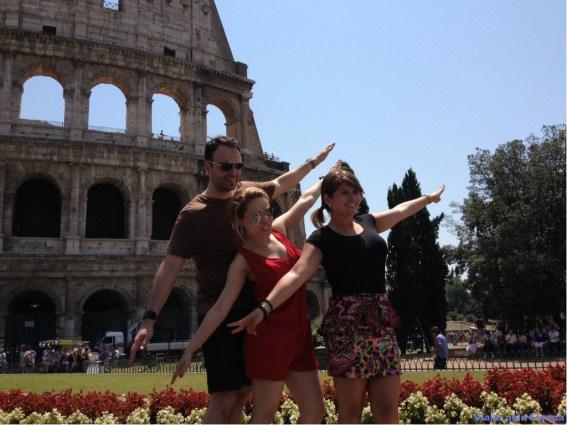 o que fazer em roma
