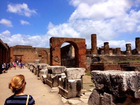 perdida Pompeia
