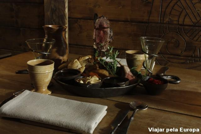 Comida viking, delícia!