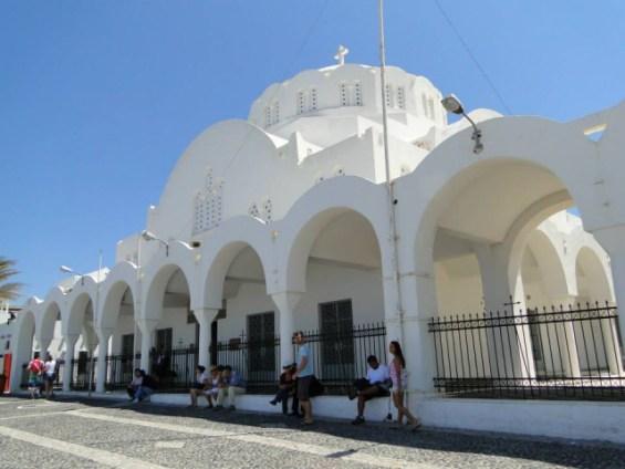Catedral de Fira