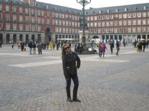 Plaza mayor em 2012