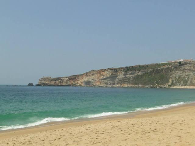 Praia de Nazaré - Foto por: Naiara Back